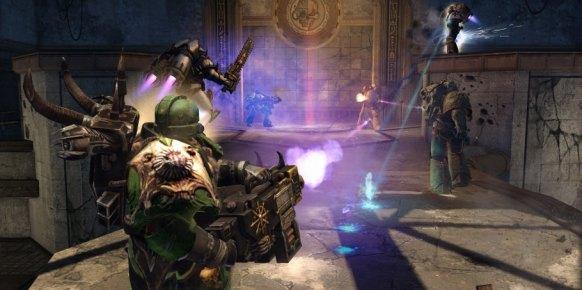 Warhammer 40K Space Marine: Impresiones Multijugador