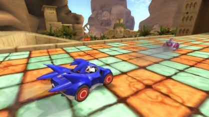 Sonic & Sega All Stars Racing an�lisis