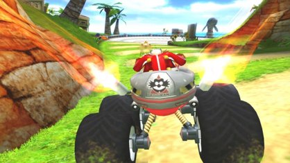 Sonic & Sega All Stars Racing: Impresiones jugables