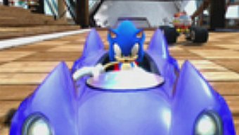 Video Sonic & Sega All Stars Racing, Trailer oficial 3