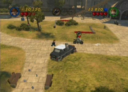 LEGO Indiana Jones 2 an�lisis