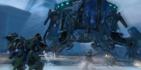 Front Mission Evolved: Impresiones jugables
