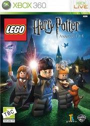 Carátula de Lego Harry Potter: Años 1-4 - Xbox 360