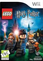Carátula de Lego Harry Potter: Años 1-4 - Wii