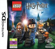 Carátula de Lego Harry Potter: Años 1-4 - DS