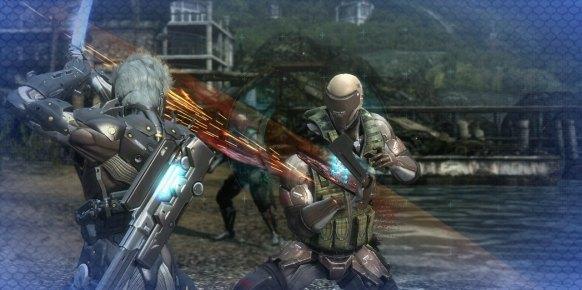 Metal Gear Rising Revengeance: Impresiones jugables