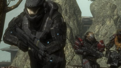 Halo Reach: Primer contacto