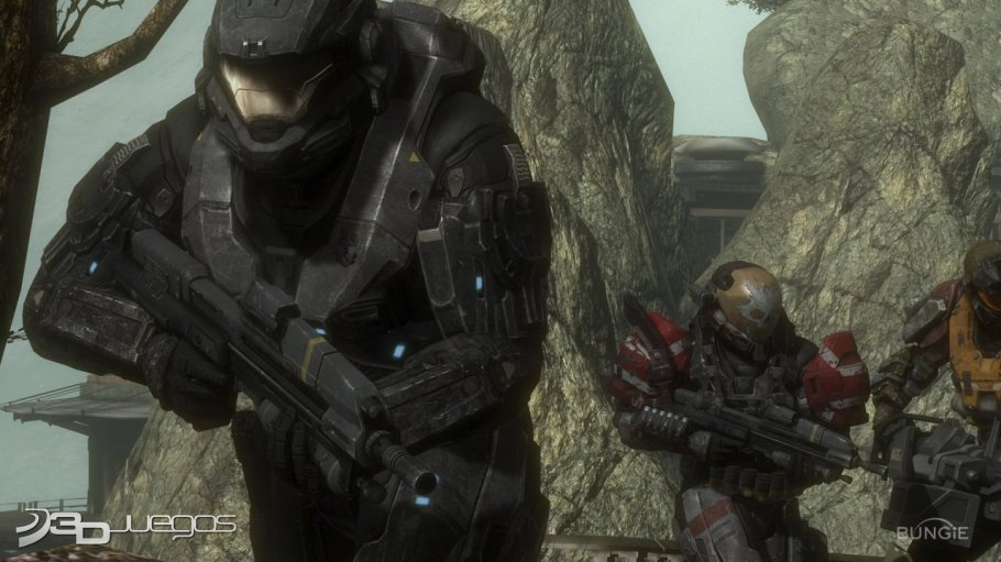 Halo Reach - Primer contacto