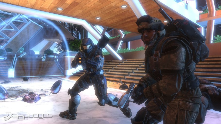 Halo Reach - An�lisis