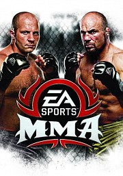 Carátula de EA Sports MMA - iOS