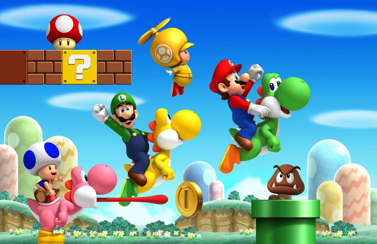 New Super Mario Bros Wii Ha Vendido 10 Millones De Unidades En
