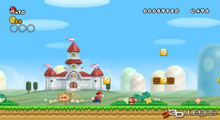 New Super Mario Bros - An�lisis