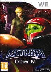 Carátula de Metroid: Other M - Wii
