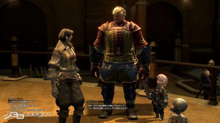 Final Fantasy XIV - Impresiones Gamescom 2010