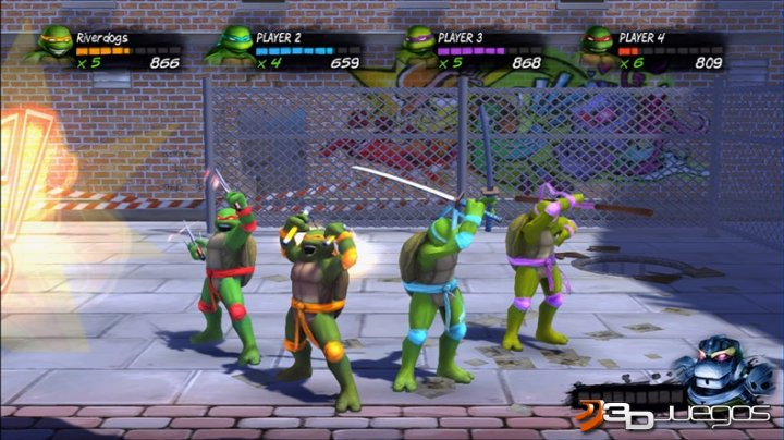TMNT Turtles in Time - An�lisis
