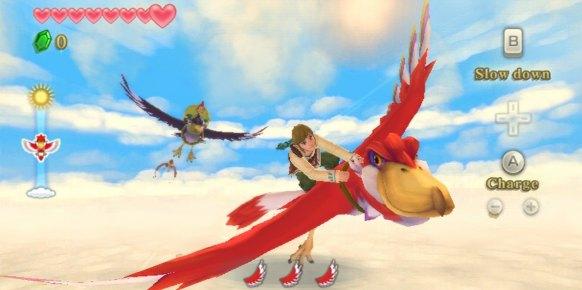 Zelda Skyward Sword: Impresiones E3 2011