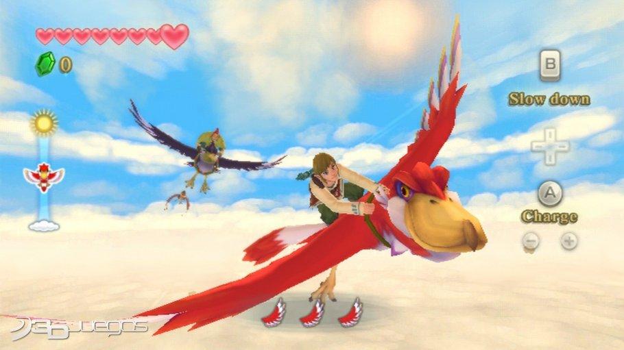 Zelda Skyward Sword - Impresiones E3 2011