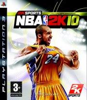Carátula de NBA 2K10 - PS3