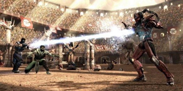 Mortal Kombat (PlayStation 3)