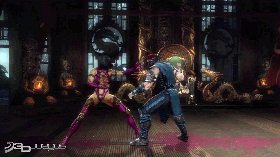 Mortal Kombat - Impresiones E3 2010