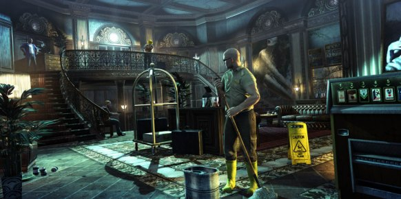 Hitman Absolution: Hitman Absolution: Impresiones jugables