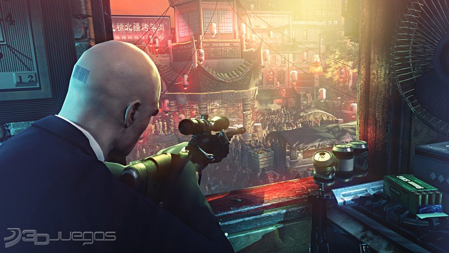Hitman Absolution - Impresiones jugables Pre-E3