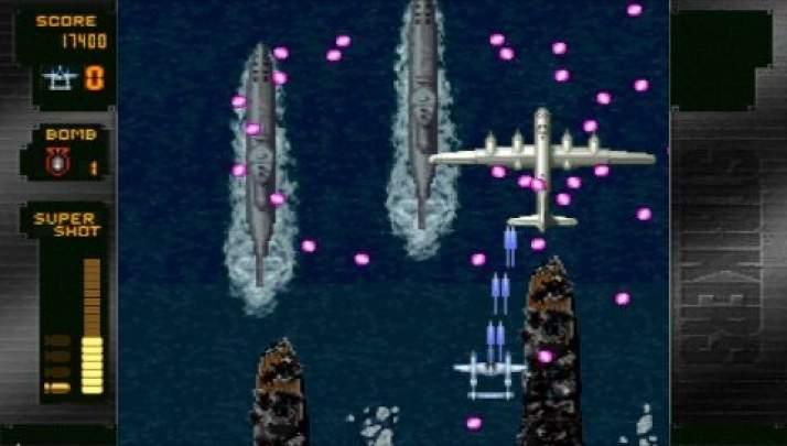 Imágenes de Strikers 1945 Plus para PSP - 3DJuegos
