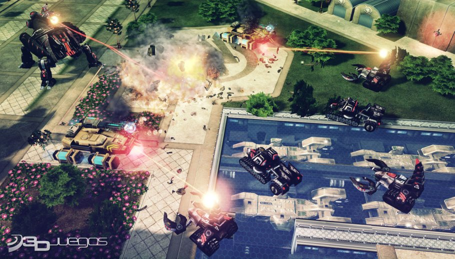 Command & Conquer 4 - An�lisis