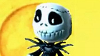Video LittleBigPlanet 2, The Nightmare Before Christmas