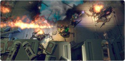 Alien Breed ya tiene fecha para su lanzamiento en Xbox Live Arcade