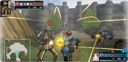 Valkyria Chronicles 2 para PSP tendrá multijugador