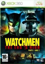 Watchmen: El Fin Está Cerca 1 y 2