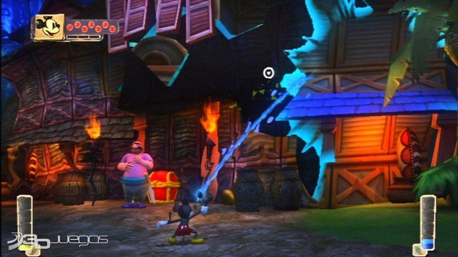 Epic Mickey - Impresiones E3 2010