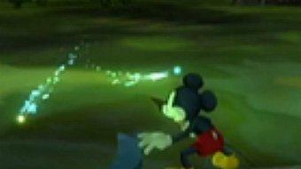 Video Epic Mickey, Gameplay: Haciendo amigos
