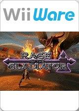 Carátula de Rage of the Gladiator - Wii