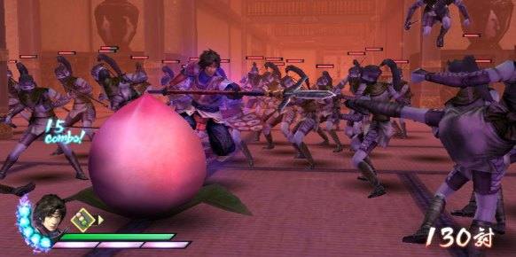 Samurai Warriors 3 an�lisis