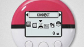 Video Pokémon HeartGold, Pokéwalker Accesorio