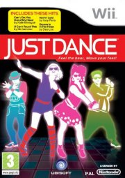 Carátula de Just Dance - Wii