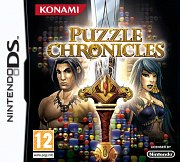 Carátula de Puzzle Chronicles - DS