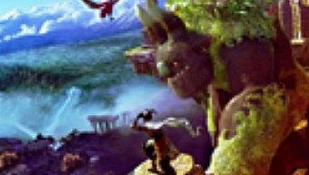 Majin and the Forsaken Kingdom: Primer contacto