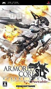 Armored Core 3: Silent Line Portable PSP