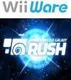Carátula de RUSH: Rubiks Puzzle Galaxy - Wii