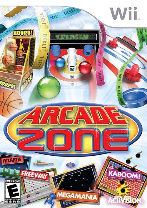 Arcade Zone Para Wii 3djuegos
