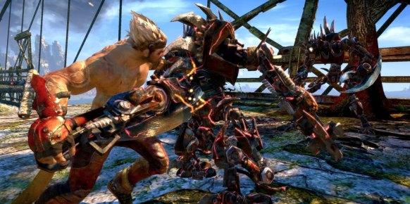 Enslaved Xbox 360