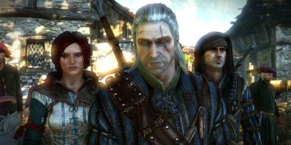 The Witcher 2 an�lisis