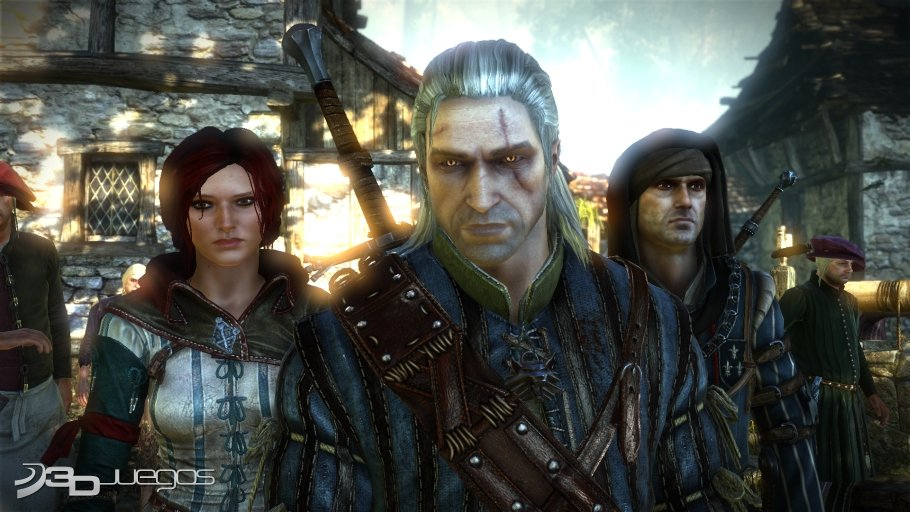 The Witcher 2 - An�lisis