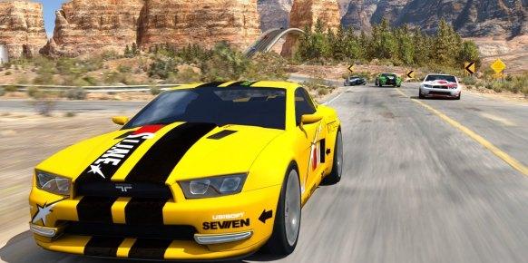 Trackmania 2 Canyon: Impresiones