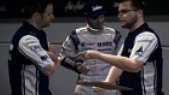 Video F1 2010, F1 2010: Gameplay: Motorhome - El hogar del piloto
