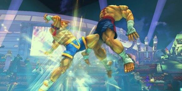 Super Street Fighter IV PS3