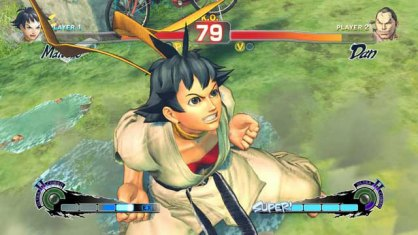 Super Street Fighter IV: Impresiones jugables